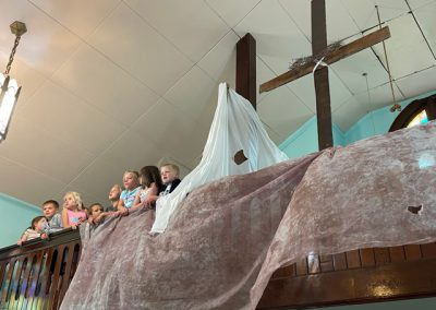 VBS Day 2 Bible Story