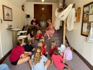VBS Day 3 Bible Story