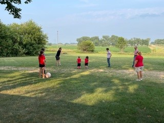 VBS Day 3 Games